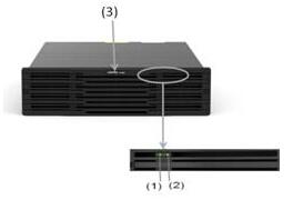 VX1500-E 系列网络存储